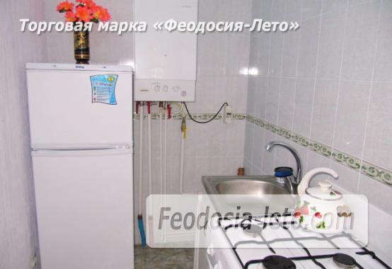 2 комнатная исключительная квартира в Феодосии на улице Коробкова, 14-А - фотография № 12