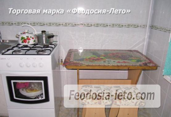2 комнатная исключительная квартира в Феодосии на улице Коробкова, 14-А - фотография № 13