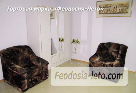2 комнатная исключительная квартира в Феодосии на улице Коробкова, 14-А - фотография № 4