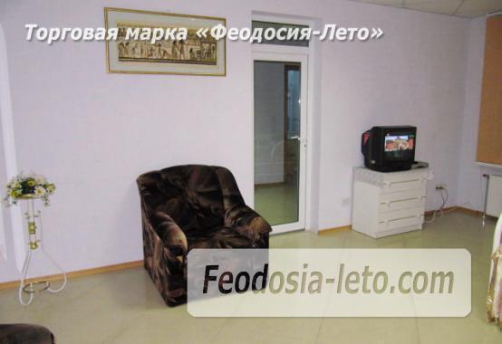 2 комнатная исключительная квартира в Феодосии на улице Коробкова, 14-А - фотография № 9