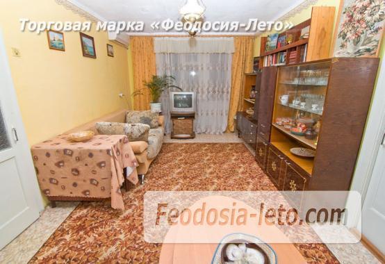 2 комнатная исключительная квартира в Феодосии на  улице Красноармейская, 23 - фотография № 2