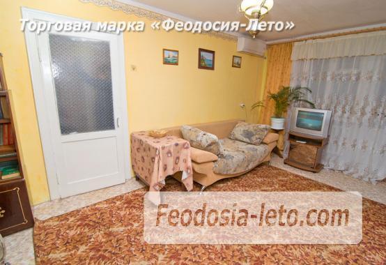 2 комнатная исключительная квартира в Феодосии на  улице Красноармейская, 23 - фотография № 3