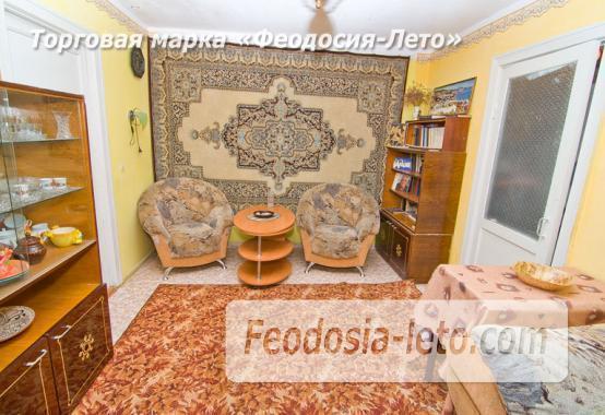 2 комнатная исключительная квартира в Феодосии на  улице Красноармейская, 23 - фотография № 5