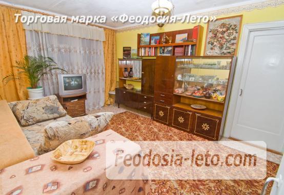 2 комнатная исключительная квартира в Феодосии на  улице Красноармейская, 23 - фотография № 6