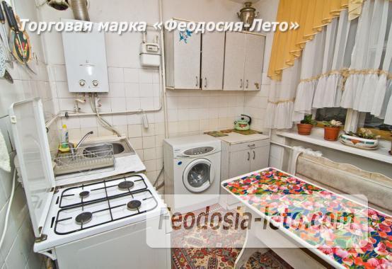 2 комнатная исключительная квартира в Феодосии на  улице Красноармейская, 23 - фотография № 8