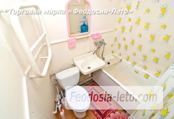 2 комнатная исключительная квартира в Феодосии на  улице Красноармейская, 23 - фотография № 9