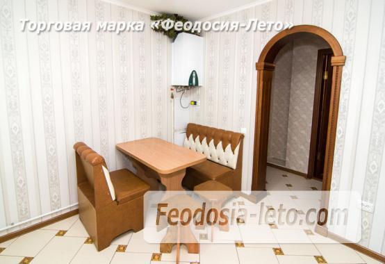 2 комнатная изумительная квартира в Феодосии на улице Федько - фотография № 12