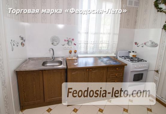 2 комнатная изумительная квартира в Феодосии на улице Федько - фотография № 13