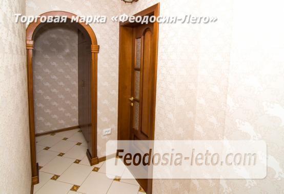 2 комнатная изумительная квартира в Феодосии на улице Федько - фотография № 14