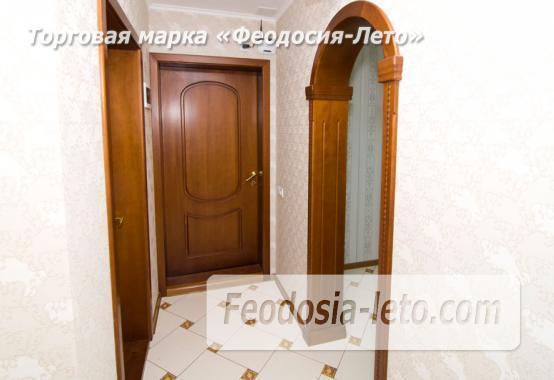 2 комнатная изумительная квартира в Феодосии на улице Федько - фотография № 15