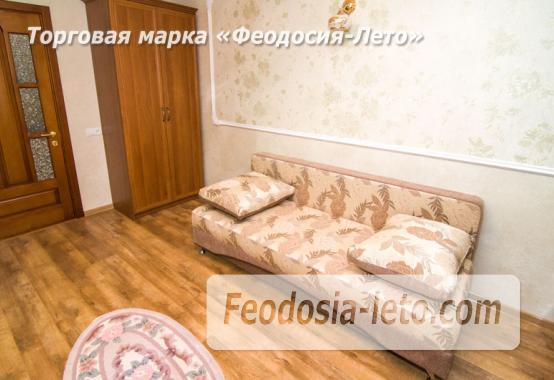 2 комнатная изумительная квартира в Феодосии на улице Федько - фотография № 10