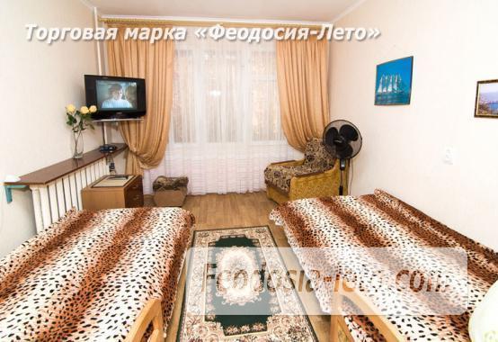 2 комнатная квартира в Феодосии, улица Крымская, 84 - фотография № 3