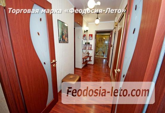 2 комнатная квартира в Феодосии на Динамо, переулок Колхозный, 2 - фотография № 28