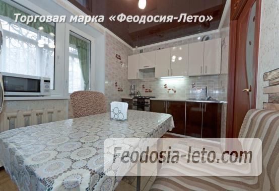 2 комнатная квартира в Феодосии на Динамо, переулок Колхозный, 2 - фотография № 4