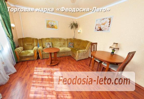 2 комнатная квартира в Феодосии на Динамо, переулок Колхозный, 2 - фотография № 21