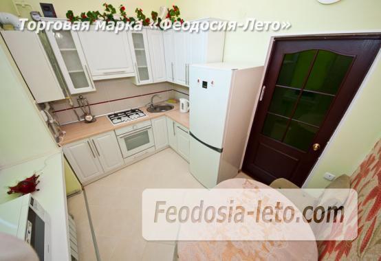 2 комнатная комфортабельная квартира в Феодосии, улица Русская, 38 - фотография № 7