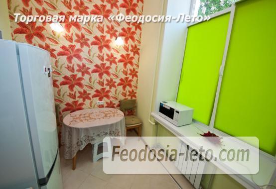 2 комнатная комфортабельная квартира в Феодосии, улица Русская, 38 - фотография № 8
