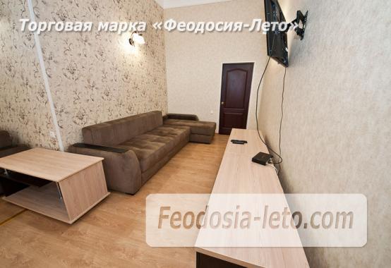 2 комнатная комфортабельная квартира в Феодосии, улица Русская, 38 - фотография № 11