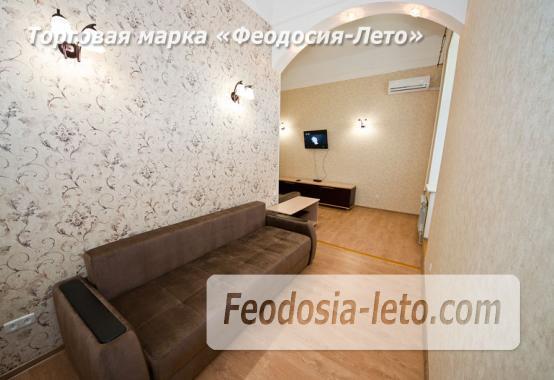 2 комнатная комфортабельная квартира в Феодосии, улица Русская, 38 - фотография № 3