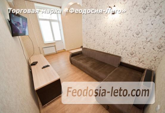 2 комнатная комфортабельная квартира в Феодосии, улица Русская, 38 - фотография № 4