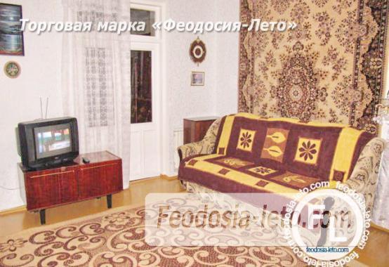 2 комнатная компактная квартира рядом с центральным рынком в Феодосии - фотография № 1