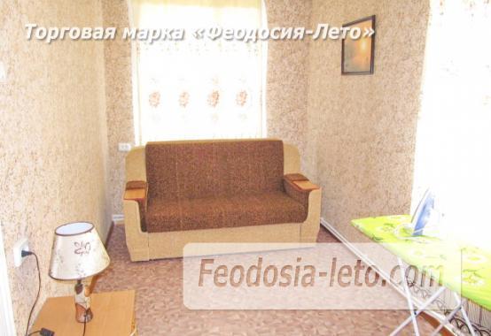 2 комнатная красивая квартира рядом с пляжем Лазурный берег в Феодосии - фотография № 1