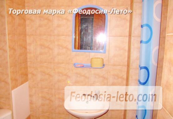 2 комнатная красивая квартира рядом с пляжем Лазурный берег в Феодосии - фотография № 11