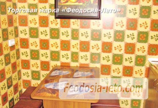 2 комнатная красивая квартира рядом с пляжем Лазурный берег в Феодосии - фотография № 8