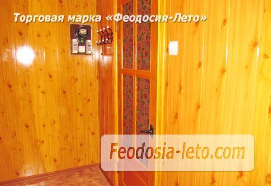 2 комнатная красивая квартира рядом с пляжем Лазурный берег в Феодосии - фотография № 9
