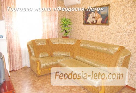 2 комнатная красивая квартира рядом с пляжем Лазурный берег в Феодосии - фотография № 13