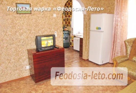 2 комнатная красивая квартира рядом с пляжем Лазурный берег в Феодосии - фотография № 2