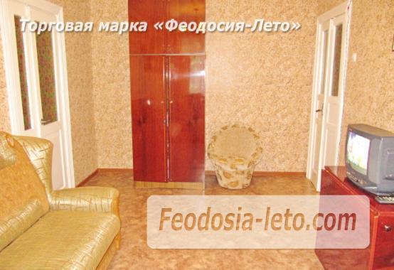 2 комнатная красивая квартира рядом с пляжем Лазурный берег в Феодосии - фотография № 3