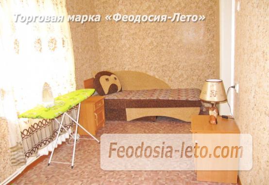 2 комнатная красивая квартира рядом с пляжем Лазурный берег в Феодосии - фотография № 4
