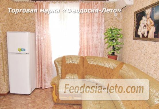 2 комнатная красивая квартира рядом с пляжем Лазурный берег в Феодосии - фотография № 5
