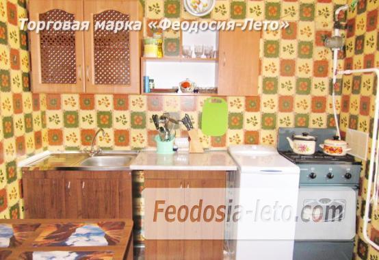 2 комнатная красивая квартира рядом с пляжем Лазурный берег в Феодосии - фотография № 6