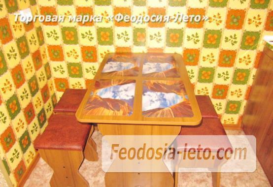 2 комнатная красивая квартира рядом с пляжем Лазурный берег в Феодосии - фотография № 7