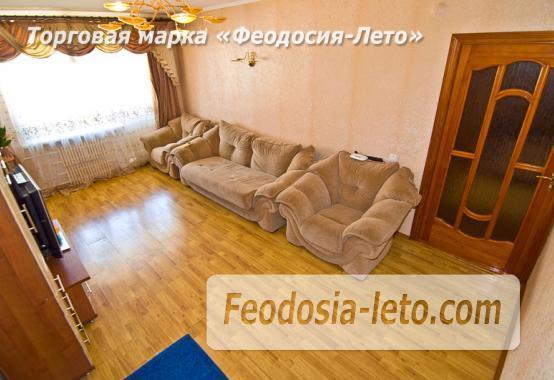 2 комнатная квартира в Феодосии, переулок Шаумяна, 1 - район Динамо - фотография № 1