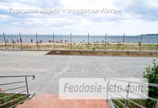 2 комнатная креативная квартира в Феодосии, Черноморская набережная - фотография № 1