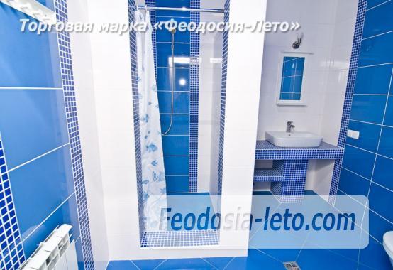 2 комнатная креативная квартира в Феодосии, Черноморская набережная - фотография № 5