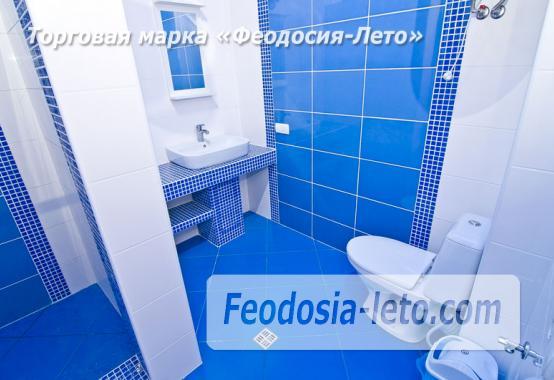 2 комнатная креативная квартира в Феодосии, Черноморская набережная - фотография № 6