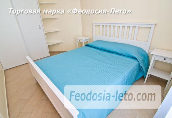 2 комнатная креативная квартира в Феодосии, Черноморская набережная - фотография № 2
