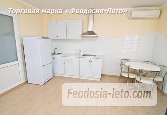 2 комнатная креативная квартира в Феодосии, Черноморская набережная - фотография № 3