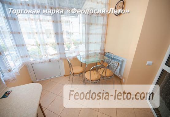 2 комнатная квартира-апартаменты в Феодосии, Черноморская набережная, 1-В - фотография № 5