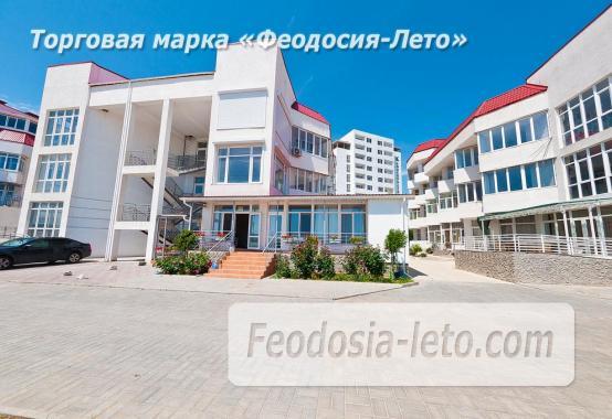 2 комнатная квартира-апартаменты в Феодосии, Черноморская набережная, 1-В - фотография № 14