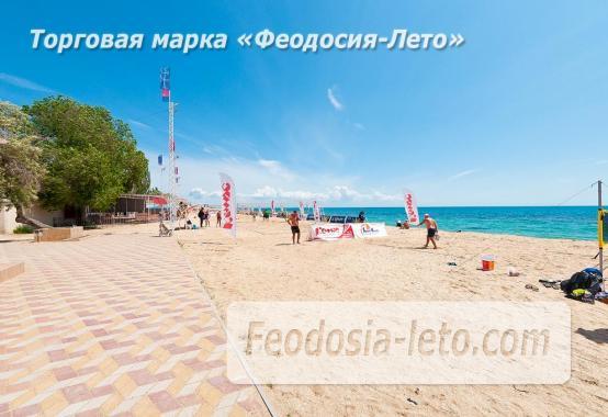 2 комнатная квартира-апартаменты в Феодосии, Черноморская набережная, 1-В - фотография № 15