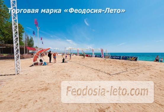 2 комнатная квартира-апартаменты в Феодосии, Черноморская набережная, 1-В - фотография № 17