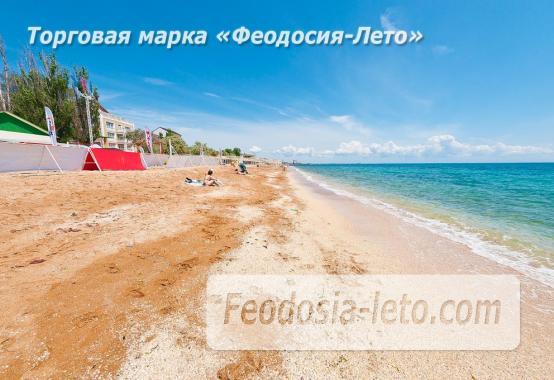 2 комнатная квартира-апартаменты в Феодосии, Черноморская набережная, 1-В - фотография № 19