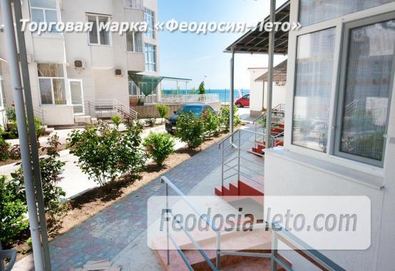 2 комнатная квартира-апартаменты в Феодосии, Черноморская набережная, 1-В - фотография № 20