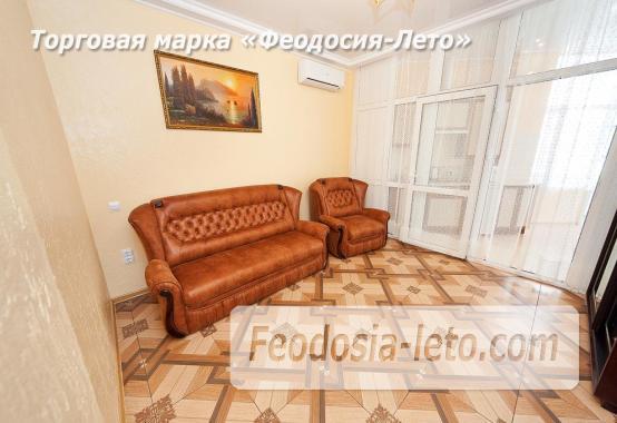 2 комнатная квартира-апартаменты в Феодосии, Черноморская набережная, 1-В - фотография № 3