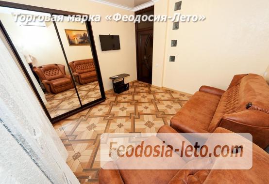 2 комнатная квартира-апартаменты в Феодосии, Черноморская набережная, 1-В - фотография № 4
